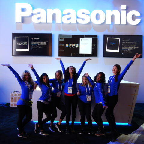 Panasonic's CES 2020 Booth Design
